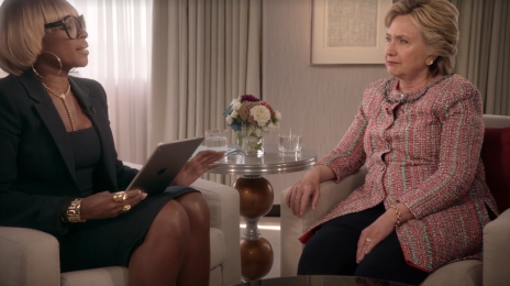 Preview:  Mary J. Blige Addresses Police Brutality...With Hillary Clinton [Video]