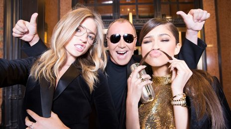 Did You Miss It? Zendaya Stars In New Michael Kors' Commercial