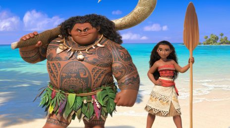 Movie Trailer: 'Moana'