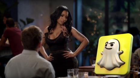 Watch: Nicki Minaj Enters New T-Mobile Partnership / Stars In New Commercial