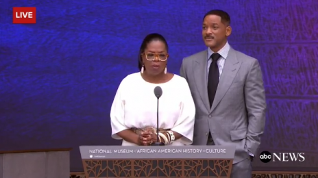 The Obamas, Oprah Winfrey & Will Smith Open The National Museum Of African-American History & Culture