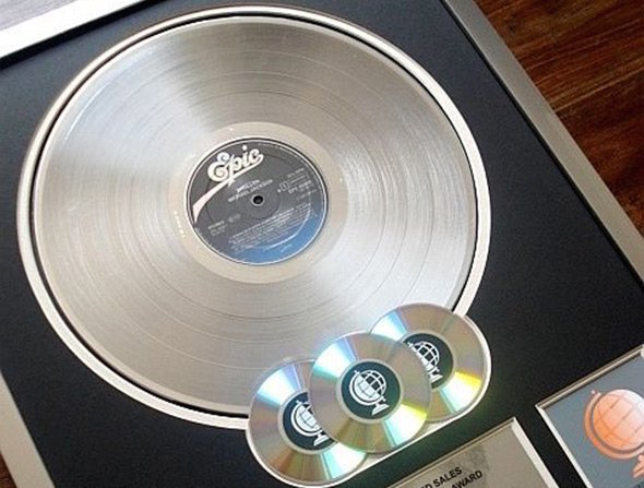 silver-disc