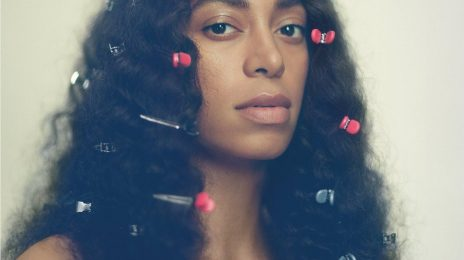 Stream:  Solange's New Album 'A Seat at the Table'