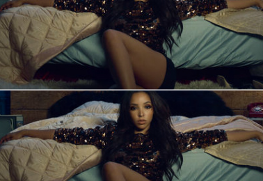 Hot Shot:  Tinashe Shares Cover To New Single 'Company'