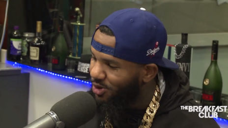 Watch: The Game Addresses Meek Mill  Feud & Police Brutality On 'The Breakfast Club'