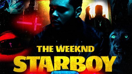 New Video: The Weeknd - 'STARBOY (ft. Daft Punk)'