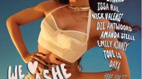 Tinashe Covers NYLON / 'Joyride' Album Still Set For October Release
