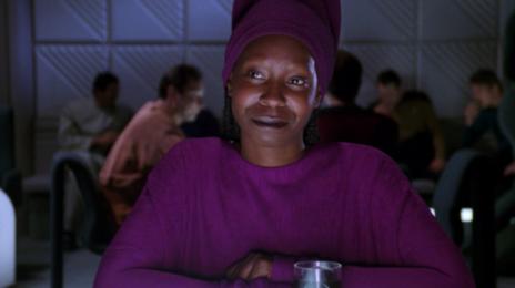 Retro Rewind: Whoopi Goldberg Stars In 'Star Trek: The Next Generation'