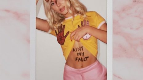 New Song: Zara Larsson - 'Ain't My Fault'