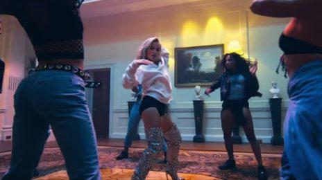 New Video: Zara Larsson - 'Ain't My Fault'
