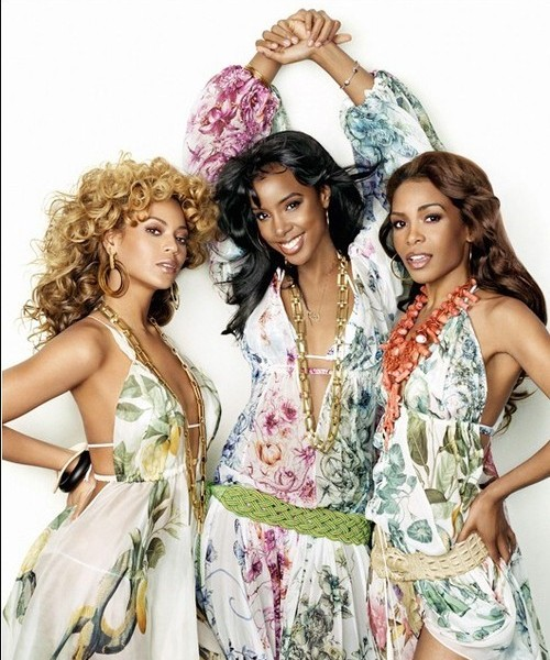 Destiny's Child Incite Reunion Rumors With Newly Activated ...