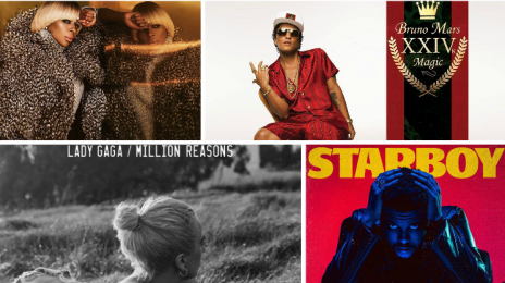 Battle of the New Singles:  Lady Gaga, Mary J. Blige, Bruno Mars, & More