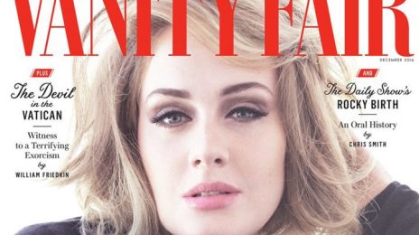 Adele Covers Vanity Fair