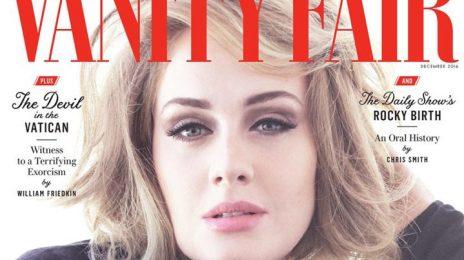 Adele Covers Vanity Fair