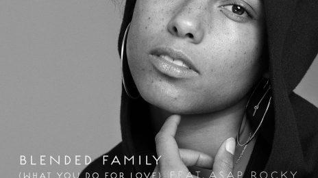 New Song: Alicia Keys - 'Blended Family [What You Do For Love] (ft. ASAP Rocky)'