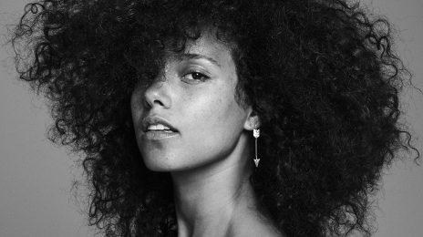 New Song:  Alicia Keys - 'Holy War'