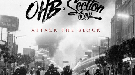 Stream:  Chris Brown's New Mixtape 'Attack the Block'