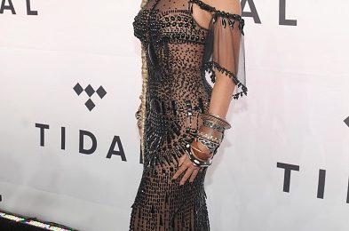 Hot Shots: Beyonce & Nicki Minaj Turn Heads At TIDAL Concert