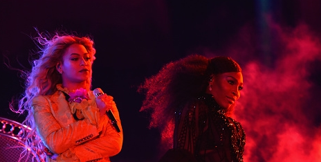 Beyonce Ends 'The Formation World Tour'