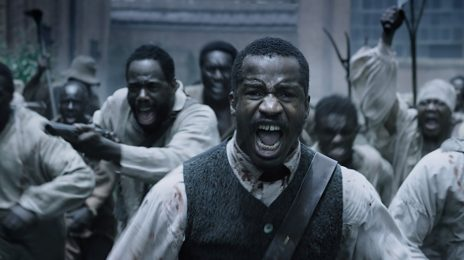 Report:  Nate Parker's 'Birth of A Nation' Projected To Bomb