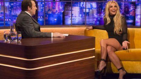 Spears Spark Back? Britney Shines On 'Jonathan Ross'