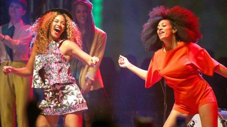 Solange Hits #1 With 'A Seat At The Table' / Talks Comparisons To Beyonce's 'Lemonade'