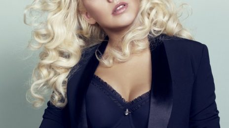 Calculating A Comeback: Christina Aguilera