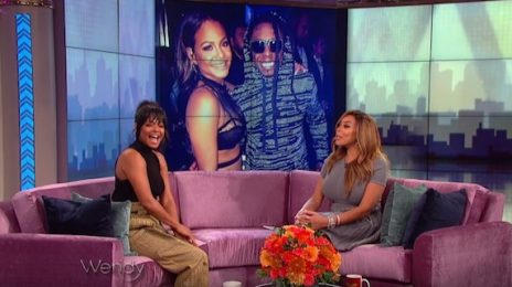 Christina Milian Visits 'Wendy' / Spills On Taking Lil Wayne Back, Motherhood, & More