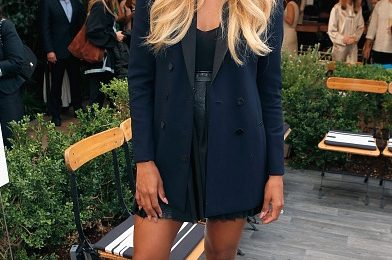 Hot Shot: Ciara Makes First Appearance Since Pregnancy Announcement