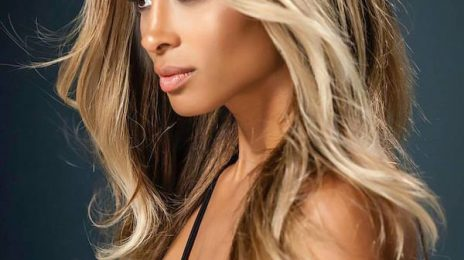 Ciara Returns To The Studio For New Album [Photo]