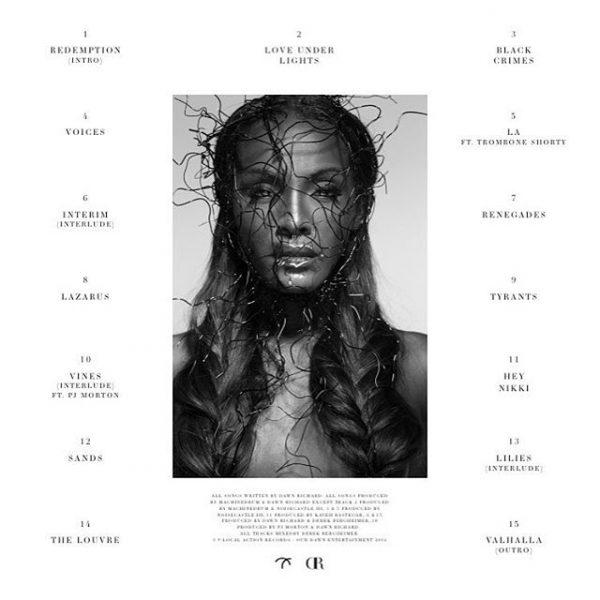 dawn-richar-redemption-tracklist