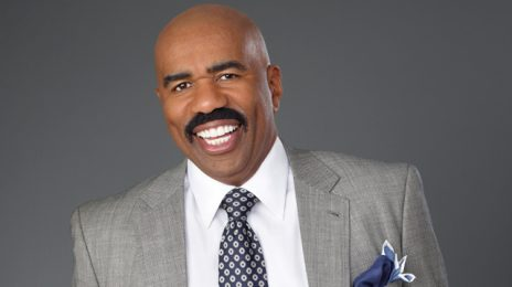 Report:  Steve Harvey Set To Host 'Showtime at the Apollo' Revival