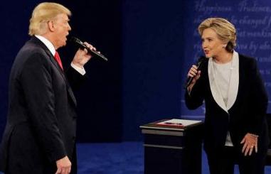 Watch: The Second Presidential Debate (Donald Trump Vs Hillary Clinton)