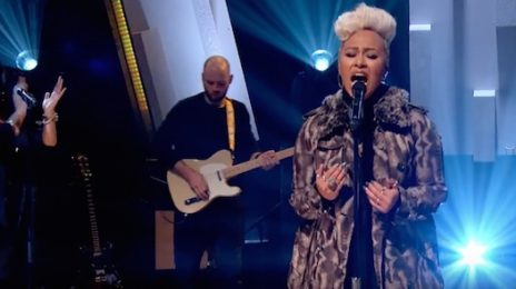 Emeli Sande Heats Up Jools Holland With 'Hurts'