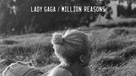 Lady Gaga Reveals 'Million Reasons' Cover