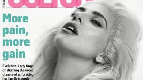 Lady Gaga Covers The Sunday Times' Culture Magazine