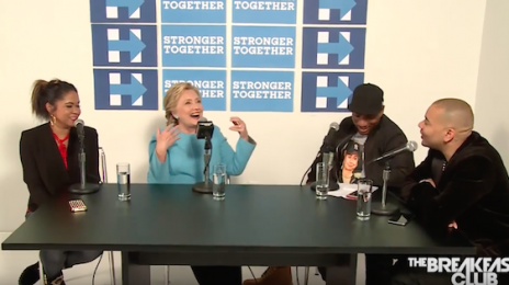 Hillary Clinton Returns To 'The Breakfast Club' / Talks Trump, SNL, & Beyonce