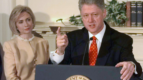 Retro Rewind: Hillary Clinton & The Monica Lewinsky Scandal