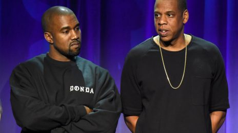 Kanye West Throws Jabs At Jay Z / Says He Didn't Receive A Visit After Kim Kardashian Robbery