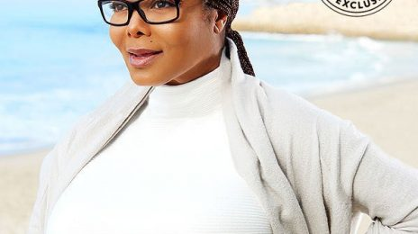 Pregnant Janet Jackson Poses For PEOPLE Magazine