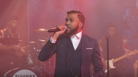 Watch:  Jidenna Performs 'A Little Bit More' For 'The Daily Show'
