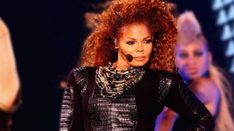Hot Shot: Pregnant Janet Jackson Spotted In London