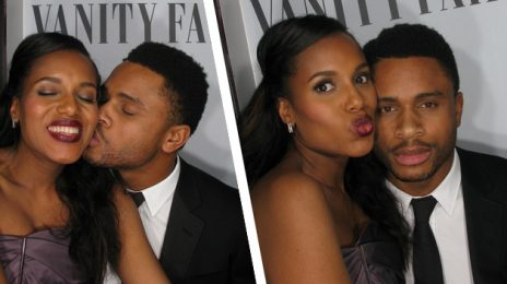 Kerry Washington Gives Birth To Second Baby...Two Weeks Ago