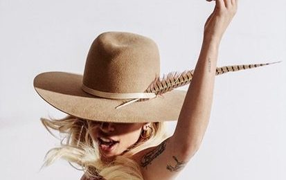 Hot Shot:  Lady Gaga Unveils 'A-Yo' Artwork As 'Million Reasons' Makes Hot 100 Debut