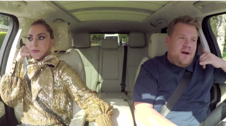 Watch:  Lady Gaga's 'CarPool Karaoke' With James Corden [Full]