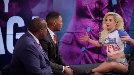 "Lady Gaga On Super Bowl Halftime: ""I've Been Planning It Since I Was 4"""