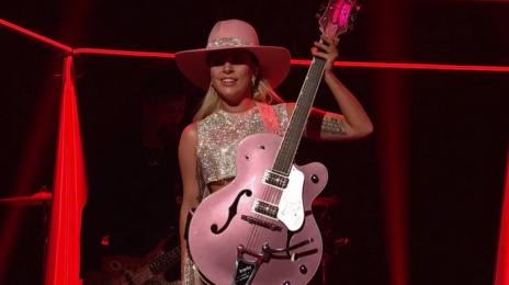 Watch: Lady Gaga Rocks 'SNL' With 'A-Yo' & 'Million Reasons'