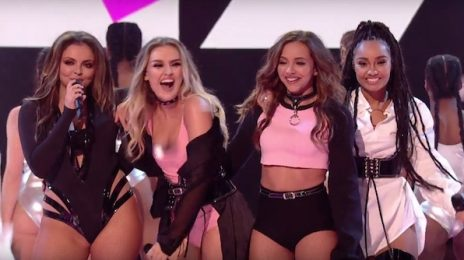 Watch: Little Mix Rock 'The X Factor' With 'Shout Out To My Ex'