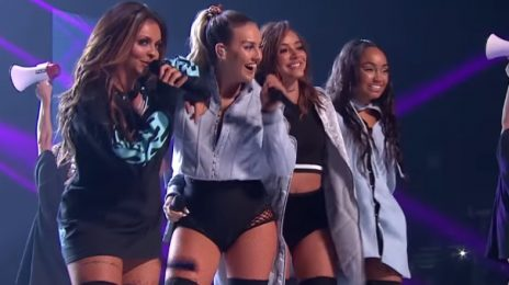 Watch: Little Mix Perform 'Shout Out To My Ex' At Radio 1 Teen Awards 2016