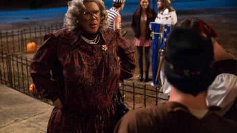 Tyler Perry's 'Boo! A Madea Halloween' Tops The U.S. Box Office